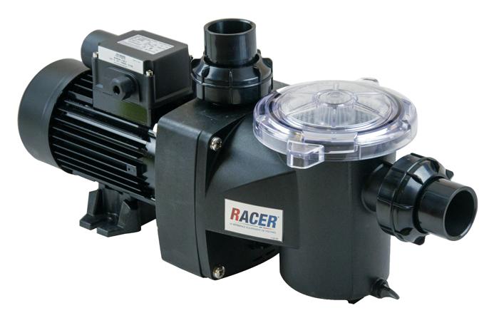 Pompe de filtration Racer Serenity