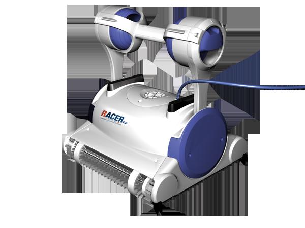 Robots racer for Robot piscine racer