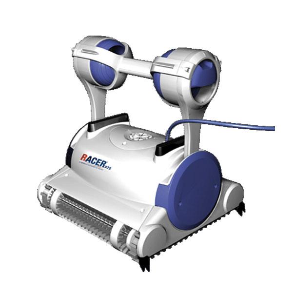 Robot lectrique cross over lite racer for Robot piscine racer