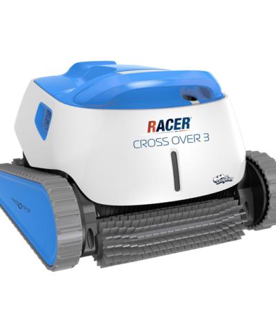 Le robot lectrique autonome pour votre piscine racer wizz for Robot piscine electrique autonome