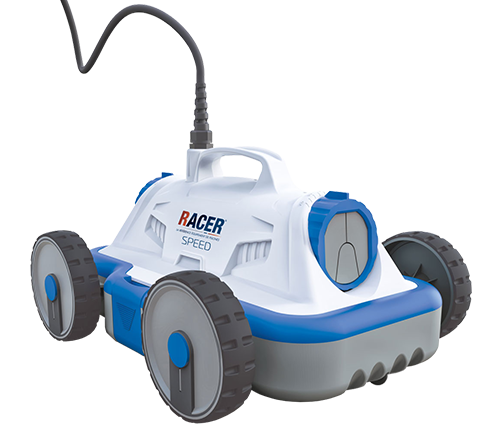 Racer speed racer for Robot piscine racer