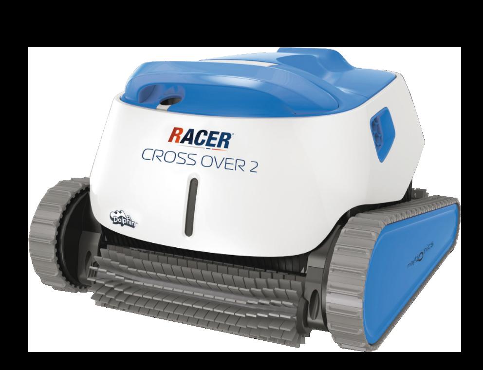 Robots electriques racer for Robot piscine racer