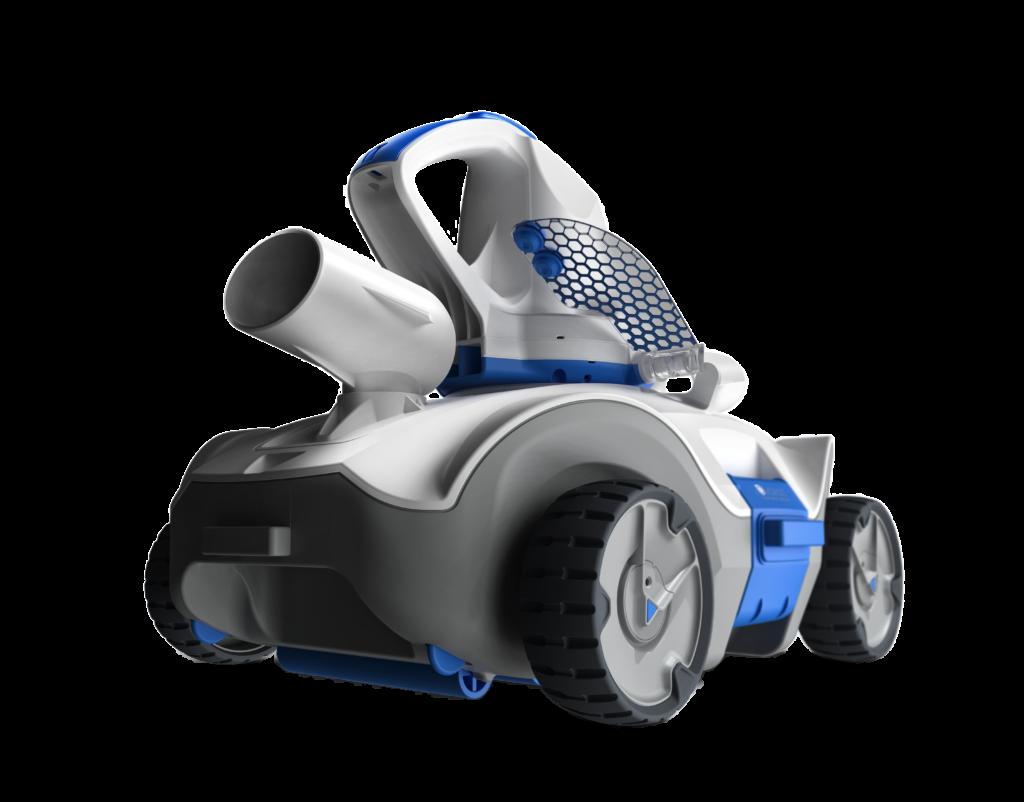 Robot racer must 3