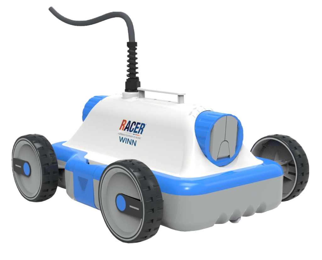 Robot racer winn